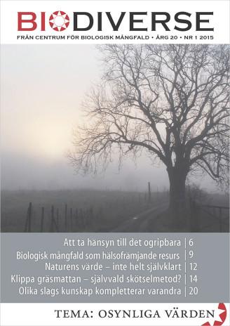 Biodiverse 1:2015