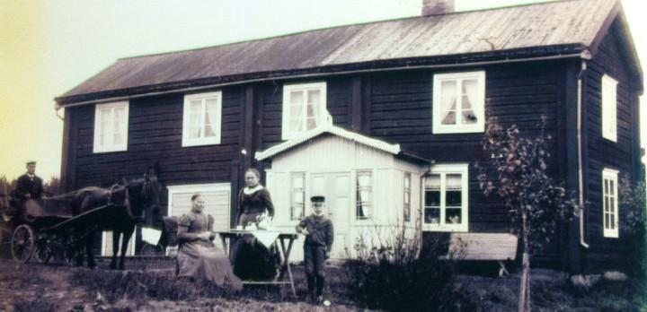 Matses-gården från 1904