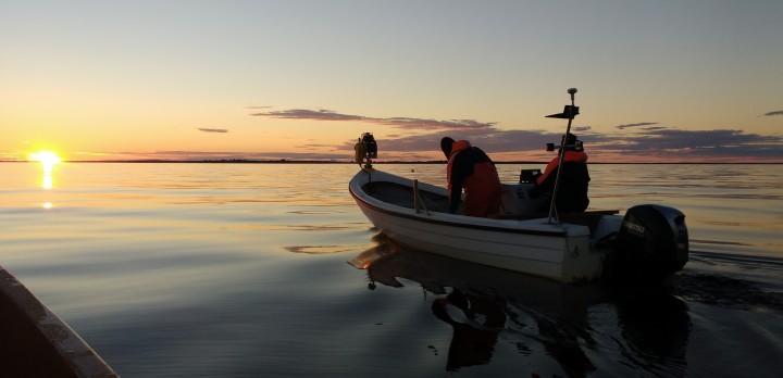 Skärgårdsfiskare