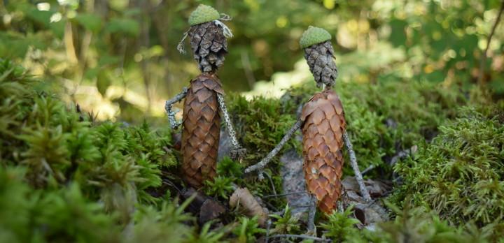Adam och Eva i naturen